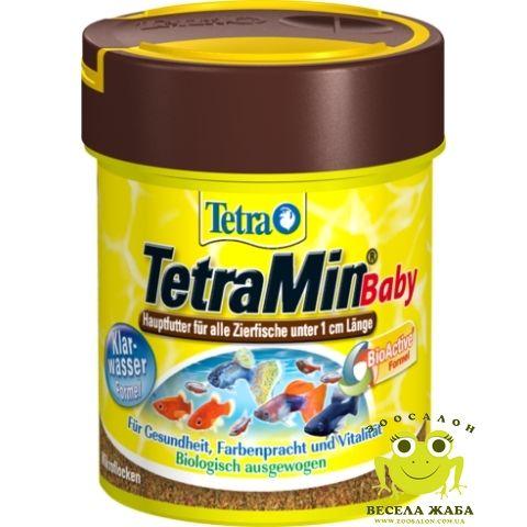 Корм Tetra Min Baby 66 мл