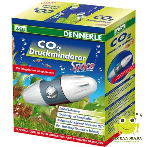 CO2 редуктор Dennerle CO2 Druckminderer Evolution Space