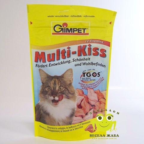 Витамины для котов Gimpet MultiKiss 50g