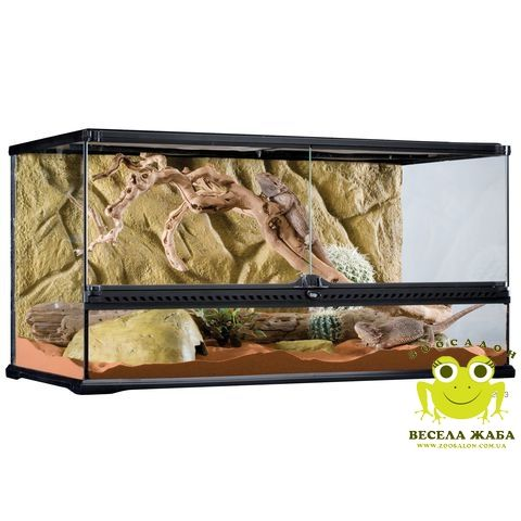 Террариум стеклянный ExoTerra Glass Terrarium 90*45*45