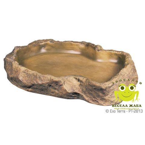 Кормушка для рептилий ExoTerra Feeding Dish