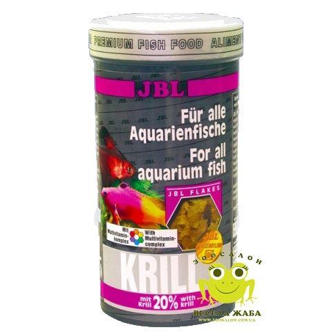 Сухой корм для рыб JBL Krill Premium