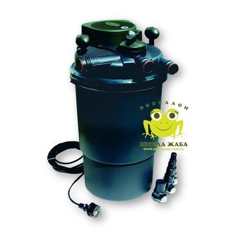 Акция сезона. Фильтр напорный Hagen Pressure Flo 10000 UV 18W 10000л/ч