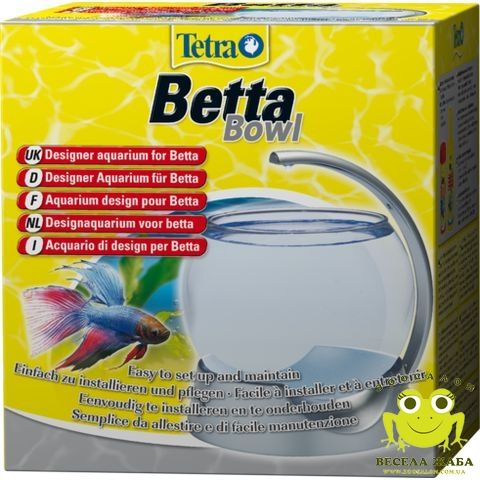 Аквариум для петушков Tetra Betta Bowl 1,8 л