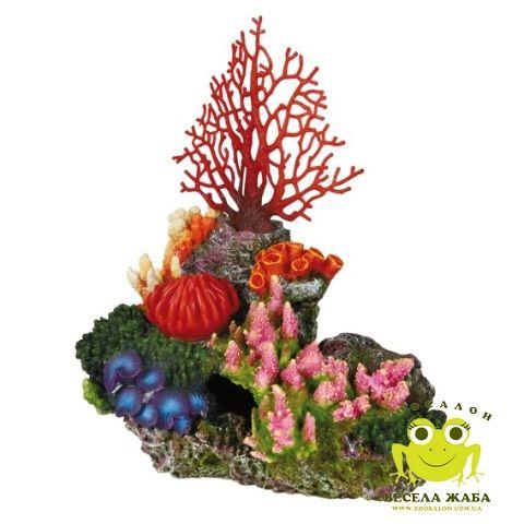 Декорация для аквариума Trixie Коралловый риф распылитель