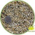 Грунт NechayZoo 10 kg мрамор белый мелкий