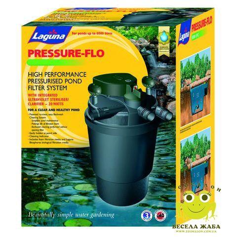 Акция сезона. Фильтр напорный Pressure Flo 21000 UV 20W 8000л/ч