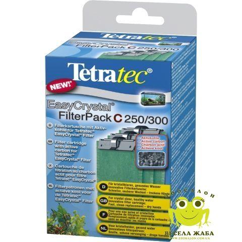 Вкладыш в фильтр Tetratec Easy Crystal 250/300 c активированым углем