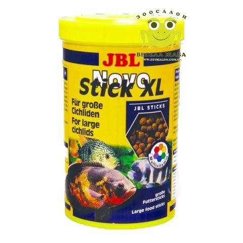 Сухой корм для рыб JBL NovoStick XL