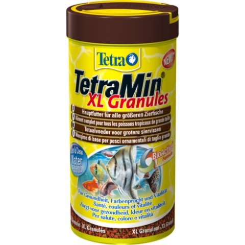 Корм Tetra MIN XL Granules 250 мл