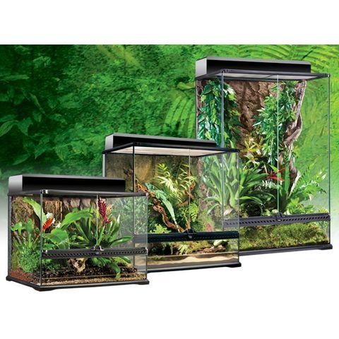 Террариум стеклянный ExoTerra Glass Terrarium 60х45х60