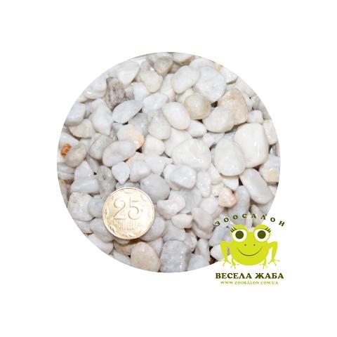 Грунт SINOMA белый 8-10 мм 5 кг
