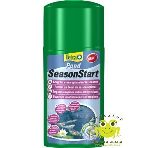 Акция сезонная. Препарат Tetra POND SeasonStart 250ml