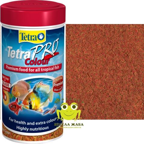 Корм для рыб Tetra PRO Colour развесной 1 литр
