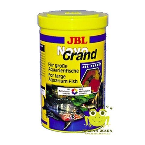 Сухой корм для рыб JBL NovoGrand 1 l
