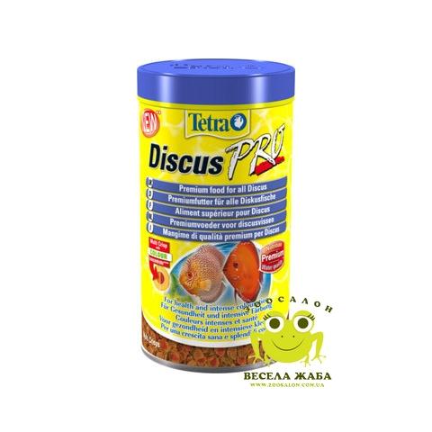 Корм для дискусов Tetra Discus Pro 500 ml