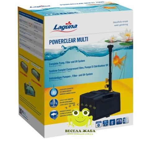Акция сезона. Фильтр Hagen Laguna PowerClear Multi 7000 UV 9W 2700л/ч