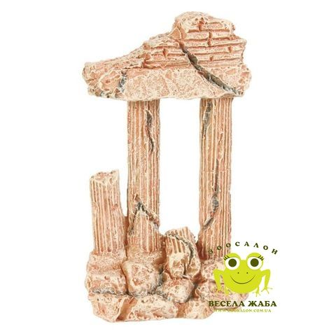 Декорация для террариума и аквариума Trixie Римские колоны 7см