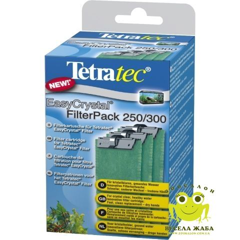 Вкладыш в фильтр Tetratec Easy Crystal 250/300 без активировоного угля