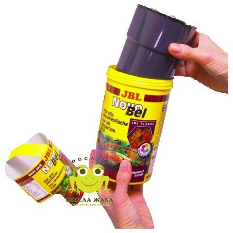 Акция Сухой корм для рыб JBL NovoBel Refill Pack 750 ml