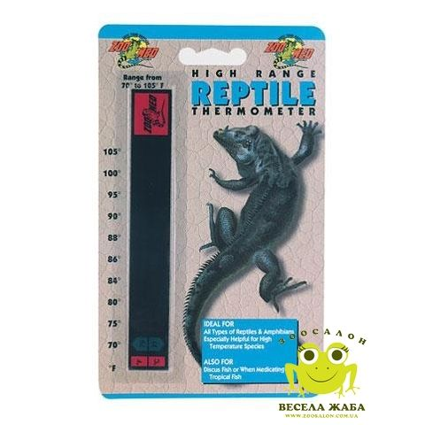Термометр LCD Zoo Med High Range Reptile Thermometer