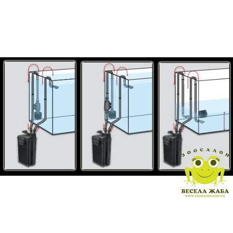 Фильтр наружный Aquael Mini Kani 80