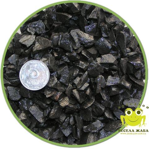 Грунт NechayZoo 10 kg базальт черный крупный