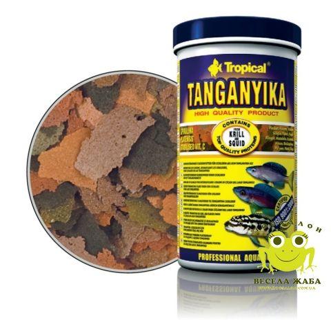 Корм Tropical Tanganyika для цихлид из озера Танганика
