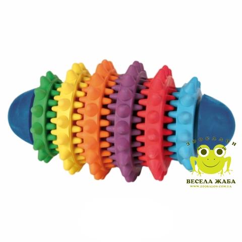 Игрушка для собак Trixie Мяч Регби 15см