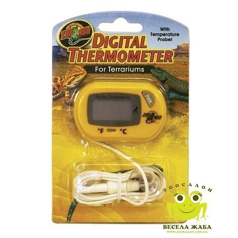 Термометр электронный Zoo Med Digital Terrarium Thermometer