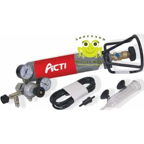 Cистема CO2 Aquael Acti CO2 Set 300