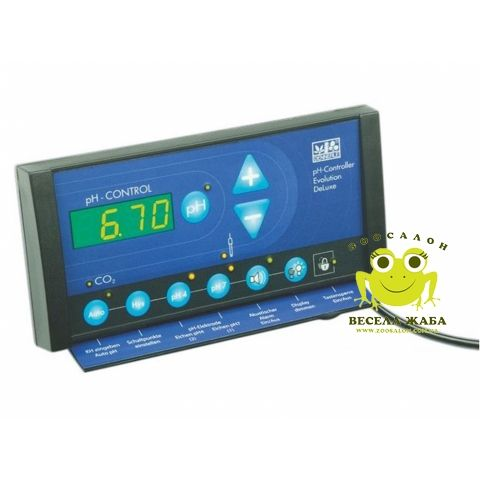 Контроллер pH Dennerle pHController Evolution DeLuxe