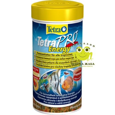 Корм Tetra PRO Energy Crisps
