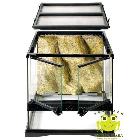 Террариум стеклянный ExoTerra Glass Terrarium 30х30х30